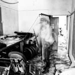 Winterhude – Obdachloser stirbt bei Feuer in Garage